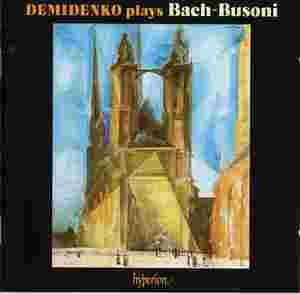 Demidenko plays Bach-Busoni