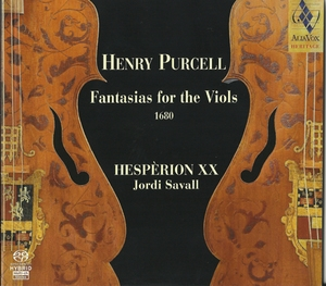 Fantasias For The Viols, 1680 (Jordi Savall, Hesperion XX)