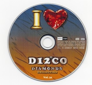 I Love Disco Diamonds Collection Vol. 31