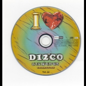 I Love Disco Diamonds Collection Vol. 35