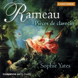 Rameau - Pieces De Clavecin vol 1