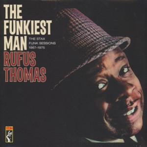 The Funkiest Man - The Stax Funk Sessions 1967-1975