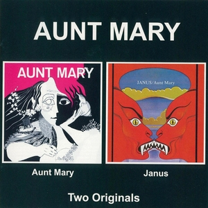 Aunt Mary `71 / Janus `73 (2 CD in 1 box)
