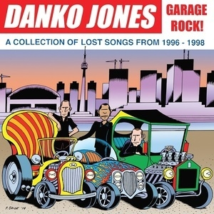 Garage Rock! - A Collection Of Lost Songs From 1996 - 1998