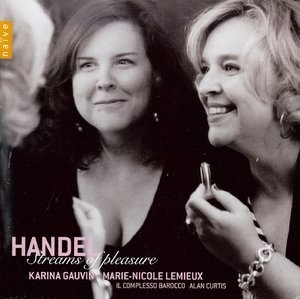 Handel - Streams Of Pleasure