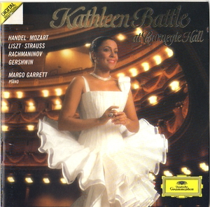Kathleen Battle At Carnegie Hall - Battle, Garret