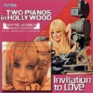 Two Pianos In Hollywood / Invitation To Love