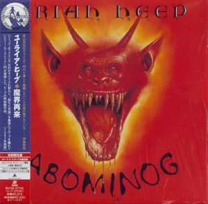 Abominog (2005 Japan MiniLP Remastered)