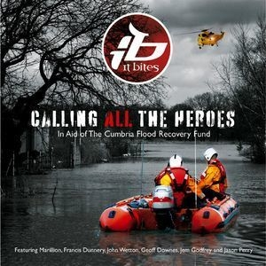 Calling All The Heroes (featuring Marillion, Francis Dunnery, John Wetton, Geoff Downes, Jem Godfrey And Jason Perry) (CDS)