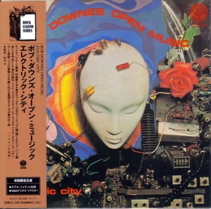 Electric City (2007 Remaster, Japan)