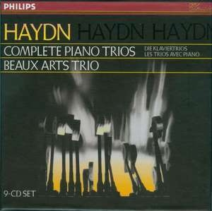 Complete Piano Trios [CD7]