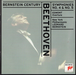Beethoven - Symphonies No. 4 & 5, Egmont Overture