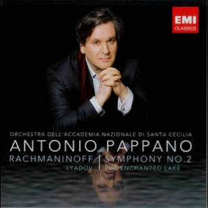 Symphony No 2, Lyadov Enchanted Lake - Pappano