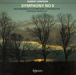 Symphony No.9 - Bournemouth So, Vernon Handley