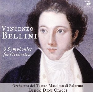 Bellini - 8 Symphonies For Orchestra