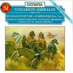 Russian Overture - Symphonies Nos. 2 & 4