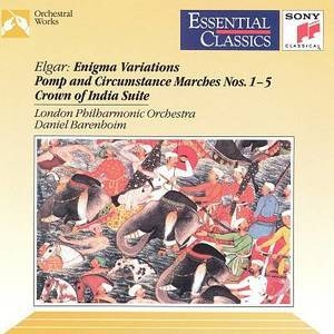 Enigma Variations, Pomp And Circumstance Marches Nos. 1-5, Crown Of India Suite