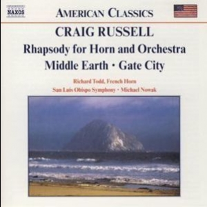 Rhapsody For Horn & Orchestra, Middle Earth, Gate City