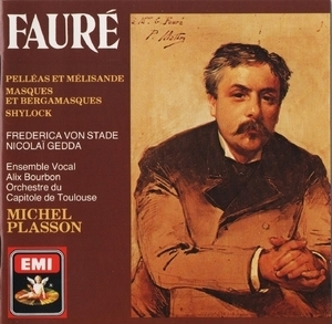 Faure - Orchestral Works Vol.1 – Plasson