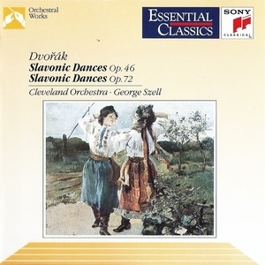Dvorak - Slavonic Dances - George Szell
