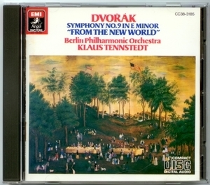 Dvorak: Symphony No. 9 In E Minor, Op. 95 (''from The New World'') [cc38-3185]