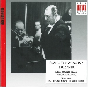 F. Konwitschny Box Set 2 (11cd) - 3 (bruckner / Sym.2 <originalversion> )