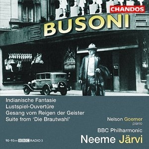 Busoni - Orchestral Works, Vol.2