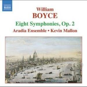 Eight Symphonies, Op. 2 - Aradia Ensemble