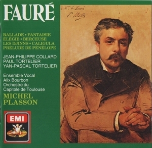 Faure - Orchestral Works Vol.2 - Plasson