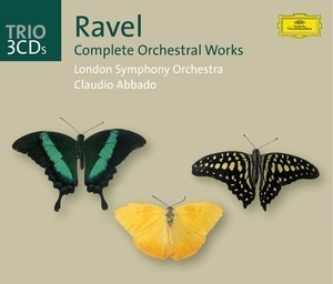 Complete Orchestral Works - Abbado, Lso