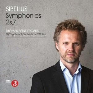 Symphonies 2 & 7 (Thomas Sondergard, BBC National Orchestra of Wales)