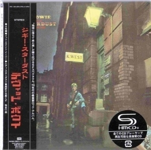 The Rise and Fall of Ziggy Stardust And The Spiders from Mars (2009 Remastered, Japan)