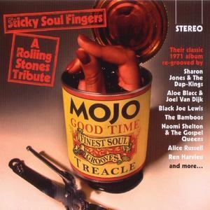 Mojo Presents - Sticky Soul Fingers - A Rolling Stones  Tribute (November 2011)