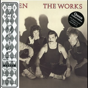 The Works [TOCP-67351 Japanese 2001 Remaster]