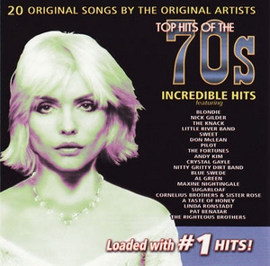 Top Hits Of The Seventies - Incredible Hits (disc 3)