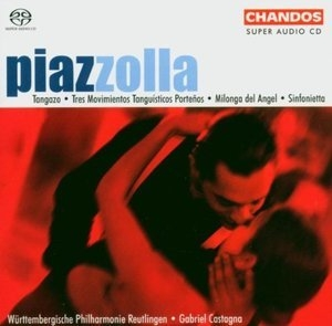 Astor Piazzolla - Symphonic Works