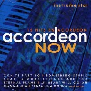 Accordeon Now Cd 1
