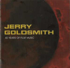 Jerry Goldsmith - 40 Years Of Film Music (CD2)