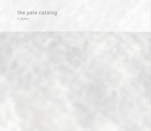 The Pale Catalog
