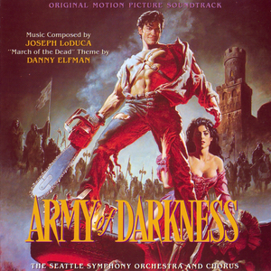 Army Of Darkness [Evil Dead III] / Армия Тьмы