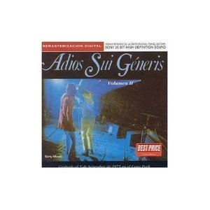 Adios Sui Generis [cd 2] (re-uploaded)