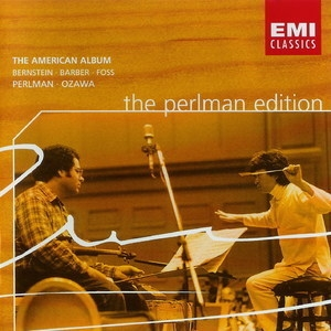 The Perlman Edition, CD 04: The American Album