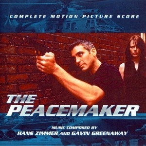 The Peacemaker (complete Motion Picture Score) (CD2)