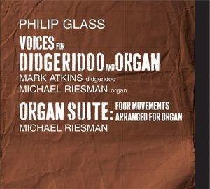 Voices For Didgeridoo And Organ