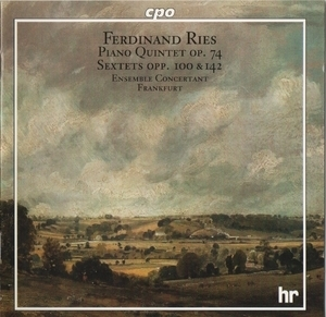 Ries - Chamber Music - Ensemble Concertant Frankfurt
