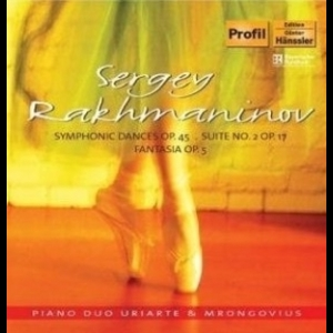 S.rachmaninov - Symphonic Dances, Op. 45 Suite No. 2, Op. 17_ Fantasia, Op. 5