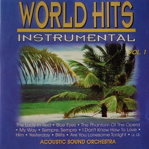 World Hits Instrumental (vol.1)