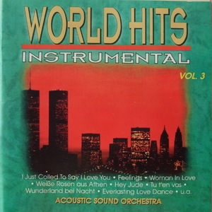 World Hits Instrumental (vol.3)