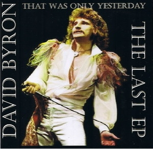That Was Only Yesterday[CDS]