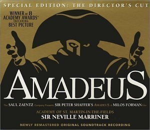 Amadeus OST Special Edition (CD1)
